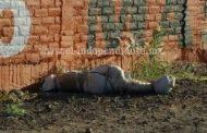 Hallan cadáver decapitado y encobijado, en Zamora