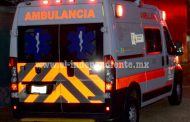 De forma accidental un Policía de Villamar recibe dos balazos en el pie