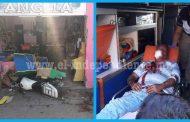 Empistolados disparan contra motociclista en la Avenida Juárez de Zamora