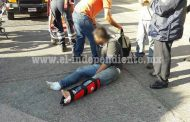 Trabajador de aseo público es arrollado por camión recolector en Zamora
