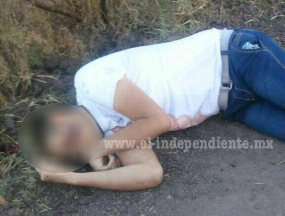 A balazos joven es privado de la existencia en una brecha de Sahuayo