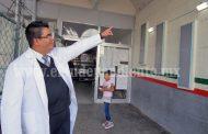 Rehabilitan espacio para clínica de heridas en Centro de Salud Niños Héroes