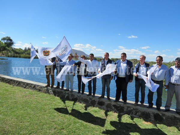 Arrancó proyecto hidráulico de la presa de verduzco