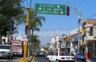 Inversión superior al millón de pesos en instalación de 5 semáforos en zona centro