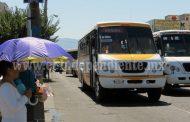 Ayuntamiento, incapaz de controlar al transporte foráneo