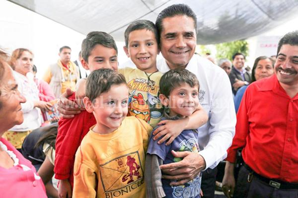 Somos un Gobierno sensible a las necesidades de la gente: Silvano Aureoles