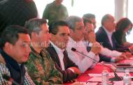 Propone Consejo 64 obras y acciones para el desarrollo integral de Uruapan