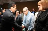 Anuncia Gobernador fortalecimiento de la Dirección de Pensiones Civiles del Estado
