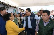 Detonar el desarrollo turístico y social de Senguio, mi compromiso: Silvano Aureoles