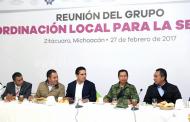 Protección de los recursos naturales, tarea prioritaria, afirma Gobernador