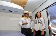 Inversión histórica para el desarrollo social de Huetamo: Silvano Aureoles