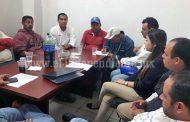 Por iniciar el torneo de futbol interno del ayuntamiento de Zamora