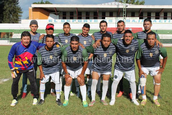 Todo listo para arrancar el torneo interno de futbol entre trabajadores del Ayuntamiento