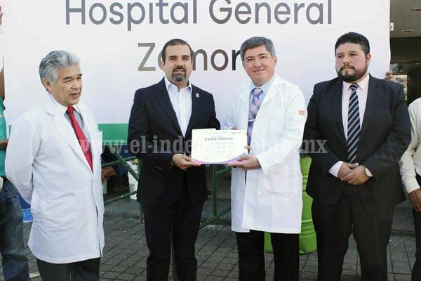 Dignifican Hospital Regional de Zamora