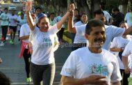 Importante fomentar la actividad física y cuidado del medio ambiente: Noemí Ramírez