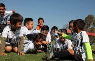Escuela Municipal de futbol se quedó con tercer lugar en la categoría Mini-Pony