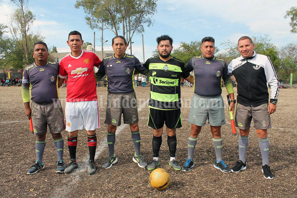 Veracruz  ganó primer  juego de ida de la  final de la liga municipal de Chavinda