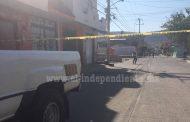 Matan a tiros a un hombre en Sahuayo