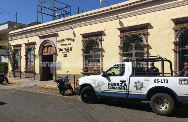 Pistolero hiere de dos balazos a un hombre en Zamora