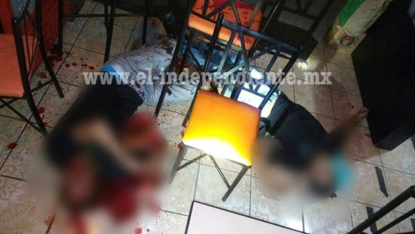 Matan a dos en un bar de Sahuayo
