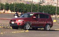 Investiga PGJE atentado contra ex candidato a la alcaldía en Sahuayo