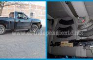 SSP y Sedena detienen a cinco por portación de arma de fuego, en Los Reyes