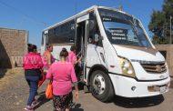 Buscarán dar mayor inclusión a la mujer en sector de transporte público