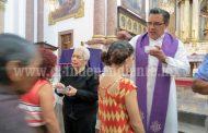 Arrancó periodo de cuaresma para comunidad de católicos