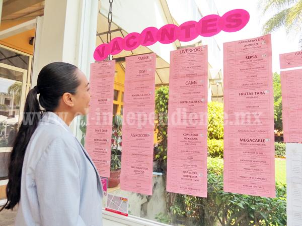 Feria del Empleo logra empoderamiento de las mujeres