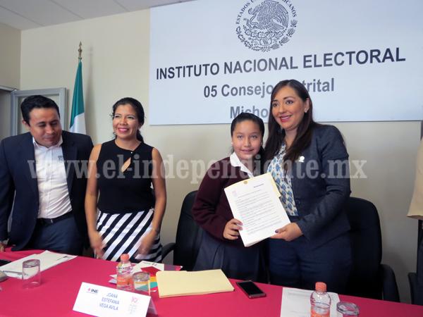 Apuesta diputada Noemí Ramírez a la participación ciudadana