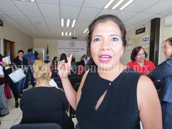INE atenderá 4 mil ciudadanos más en distrito  electoral de Zamora 05