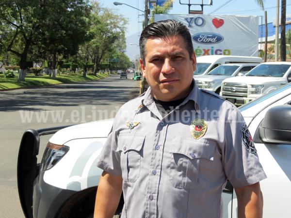 Preparan operativo de Protección Civil para Semana Santa