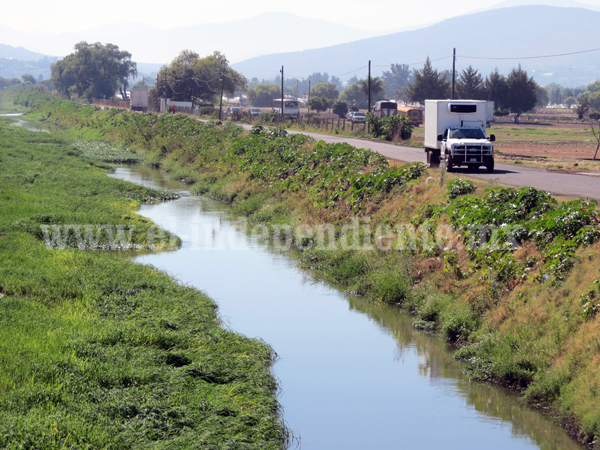 Agricultores no tendrán problemas de agua durante temporal de estiaje