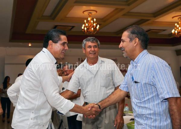 Con la participación decidida de la ciudadanía y Gobierno, Lázaro Cárdenas se fortalecerá