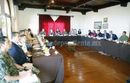 Avanza estrategia de seguridad en Morelia, destaca Gobernador