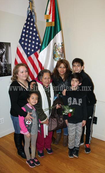 Michoacán, pionero en programa de vinculación de familias migrantes