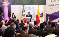 Actuar a favor de la nación con visiones compartidas: Silvano Aureoles