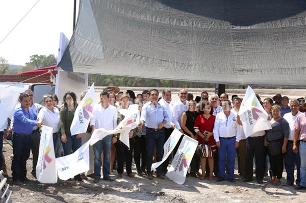 Arranca Gobernador obras por casi 100 mdp para recuperar tejido social en Apatzingán