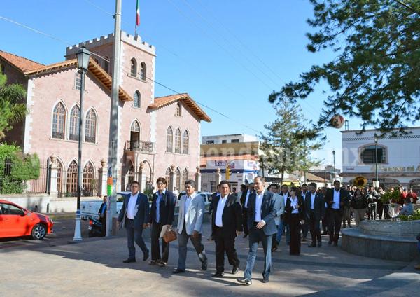 Jacona, sede de las 33 jornadas académicas, deportivas y culturales del COBAEM