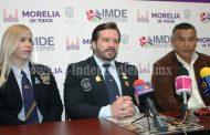 Presenta IMDE la LXVII Edición del Torneo Mr. Morelia