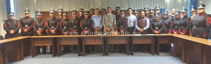 Banda de Guerra y Escolta del Tec Zamora, de las mejores del país: TecNM