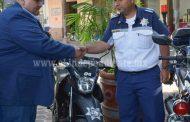 Iniciarán aplicación de operativos para motociclistas en Tangancícuaro