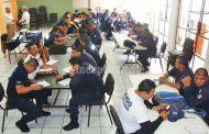 BRINDAN CAPACITACIÓN EN TEMAS DE ACTUACIÓN POLICIAL A ELEMENTOS DE LA DIRECCIÓN DE SEGURIDAD PÚBLICA