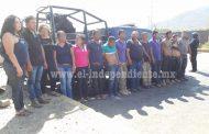 Libres los 15 detenidos en La Huacana por la Policía Michoacán y el Ejército