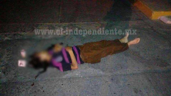 Adolescente es encontrado muerto con impactos de bala en Sahuayo