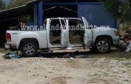 Se registra enfrentamiento entre policías y gatilleros en Tlazazalca