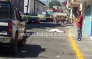 Mujer de la tercera edad fallece arrollada por un camión de carga
