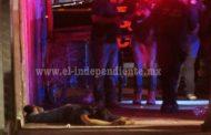 Joven es asesinado a tiros Zamora