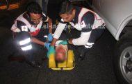 Motociclista embiste a anciano en el centro de Zamora y huye