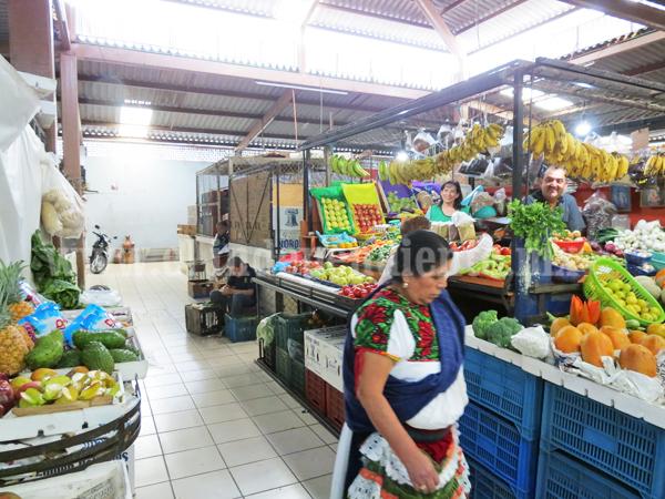 Etiquetan millón de pesos  para mercado municipal de Jacona